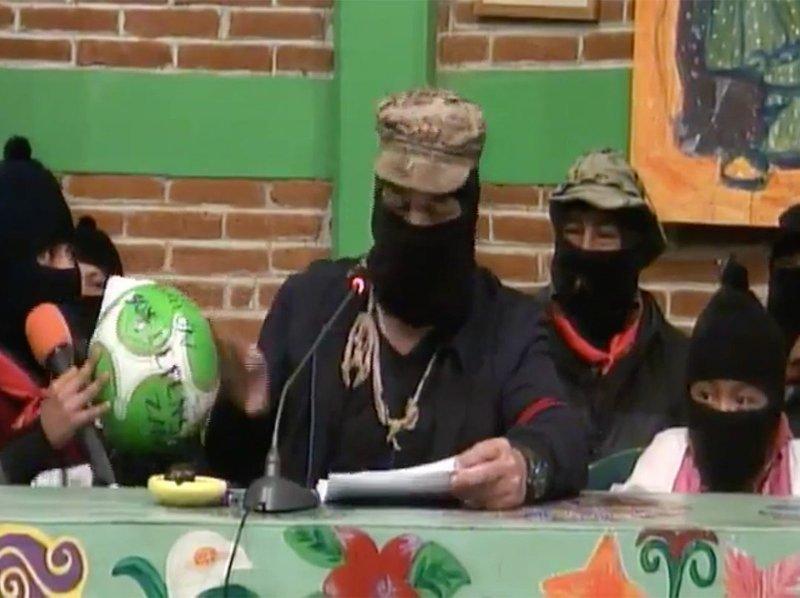 Con el corrupto de AMLO nada va a cambiar en México, asegura EZLN
