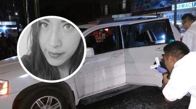 Policía asesinó a Karla durante un retén; sus dos hijos quedaron huérfanos