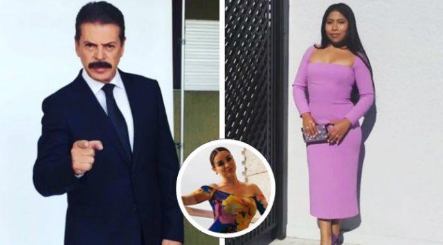 Alta traición: ¿Quién filmó el video de Sergio Goyri donde ofende a Yalitza?