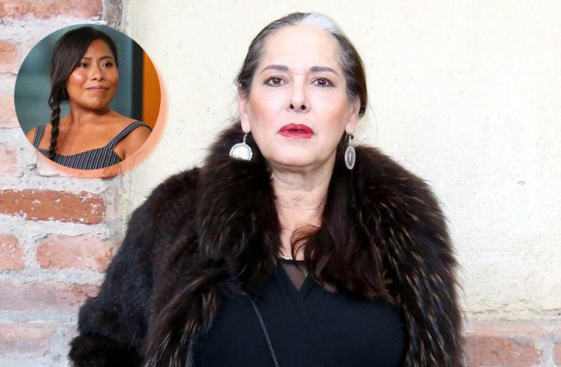 """No me parece nominación a Mejor Actriz para Yalitza, """"es exagerada"""": Isaura Espinoza"""