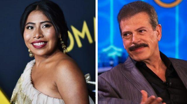 Pinche india: la cruel critica de Sergio Goyri sobre Yalitza Aparicio