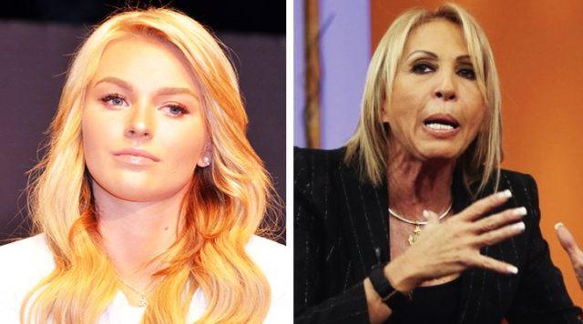 A la cac… se le jala: los despiadados mensajes de Laura Bozzo a Irina Baeva