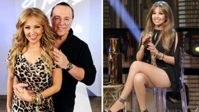 Exhiben triste realidad cochina de Tommy Mottola en su relación con Thalía