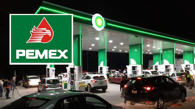 pemex gas