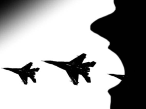 Фото:  PRизраки войны
