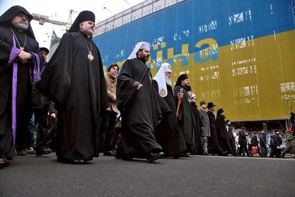 Патриарх Киевский и всея Руси-Украины Украинской православной церкви Киевского п