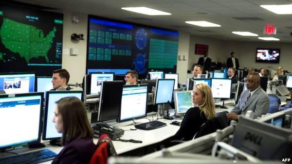 Фото: Национальный центр кибербезопасности и коммуникаций США в Арлингтоне, Вир