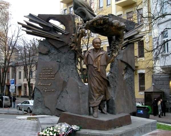 Фото:  Как убили Вячеслава Черновила