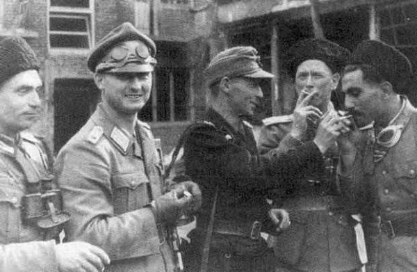 Фото:  Русский коллаборационизм во время Второй мировой