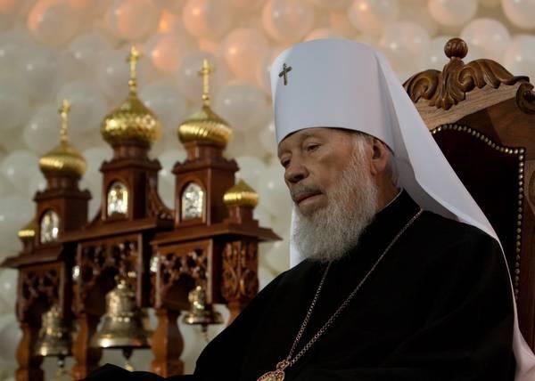 Фото:  Митрополита Владимира пытались убить