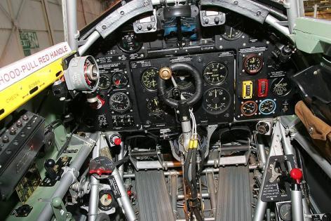 Fully Restore Cockpit