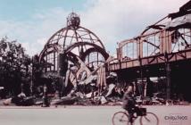 Berlin 1945 stunning color footage