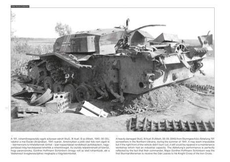 Peko Publishing Sturmgeschütz III on the battlefield - World War Two Photobook Series VolII (2)