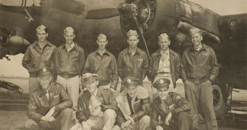 Back Row: Roy Holbert, Louis Colwart, Ross Kahler, John Pindroch, Joe Musial, Bill Slenker Front Row: Howard Snyder, George Eike, Robert Benninger, Richard Daniels