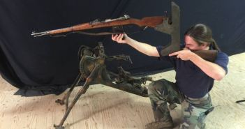 WWI Trench Mauser