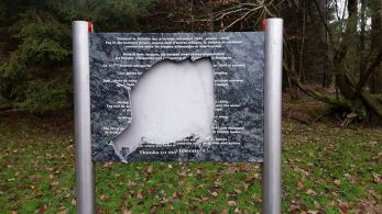 Bois Jacques Monument Vandalized