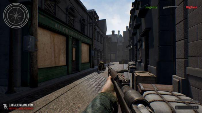 Battalion 1944 - Screenshot 8