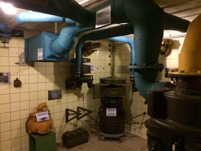 Bunker Museum Antwerpen - 15