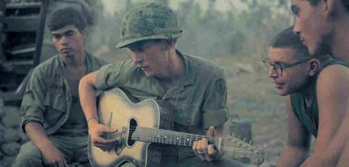 Vietnam's Playlist: Songs of Survival for the Soldiers