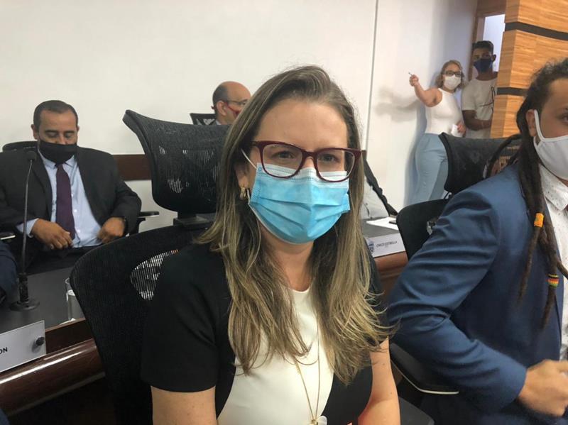 Imagem Viviane cobra aplicação de recursos para salvar vidas em Conquista