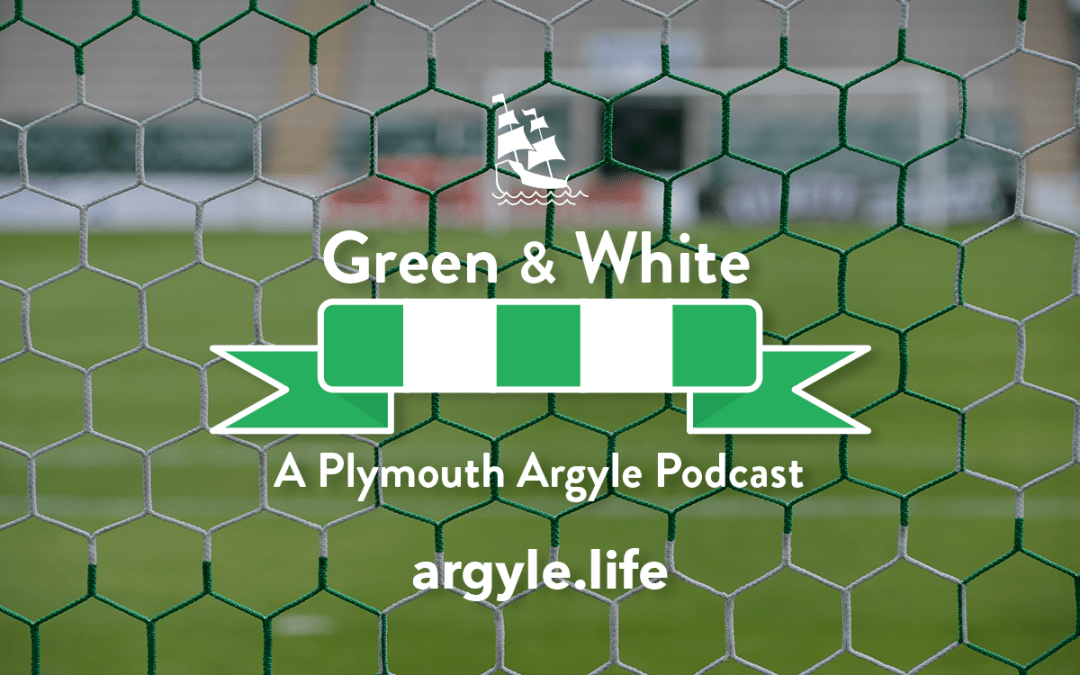 Green & White: Plymouth Argyle v Stevenage