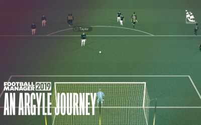 FM19 – An Argyle Journey 11: New Year, Same Problems