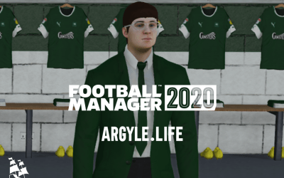 FM20: An Argyle Journey – End of Season 1. Promotion?