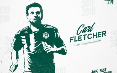 Plymouth Argyle Top 50 – 2010-2019: 5th – Carl Fletcher