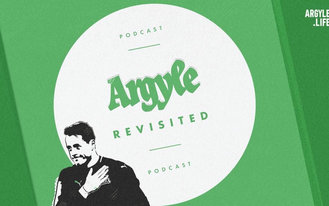 Argyle Revisited: Argyle 1 Pompey 0 2016