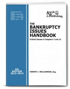 2013-14-Bankruptcy-Issues-Book-Cover