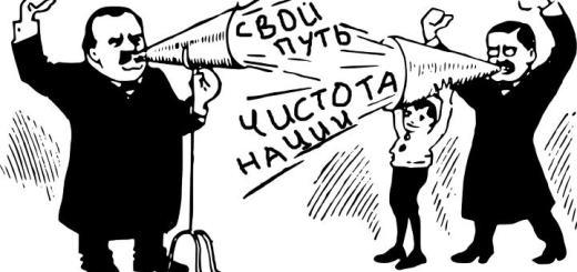 Политики и лозунги