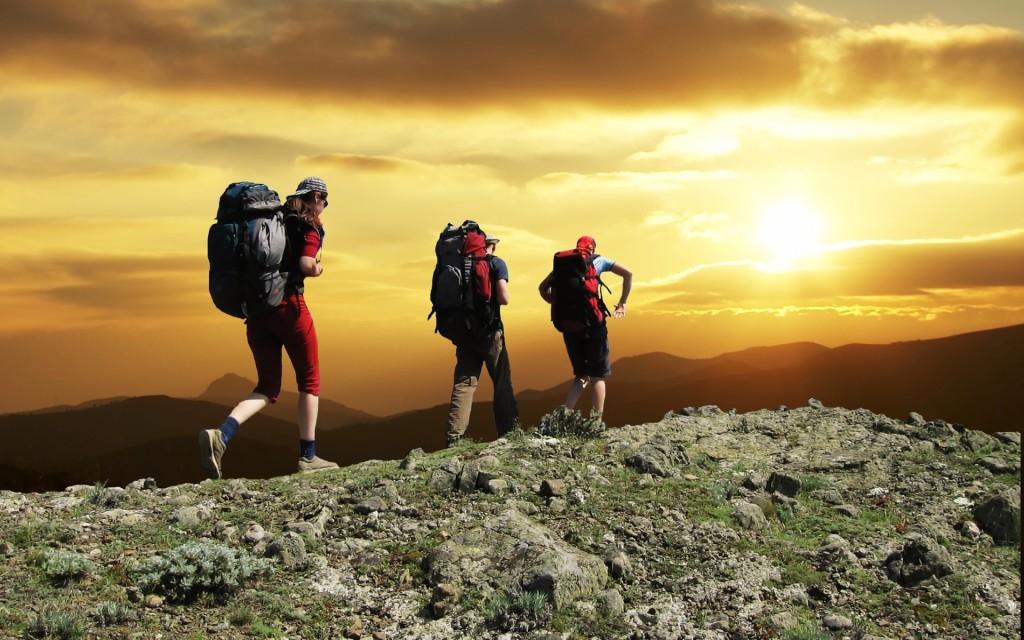 paklenica hiking