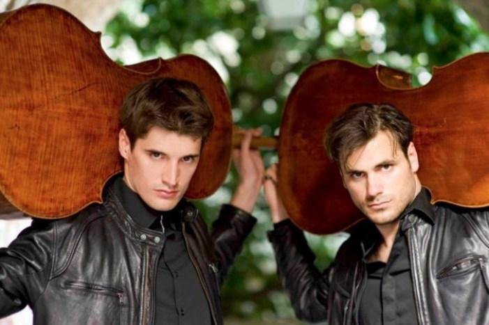 VIDEOD: Rock in Haapsalu peaesineja on 2Cellos