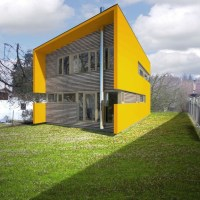 Casa simpla, mica si moderna / proiect casa 17