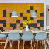 Design contemporan si New Scandinavian pentru un apartament generos