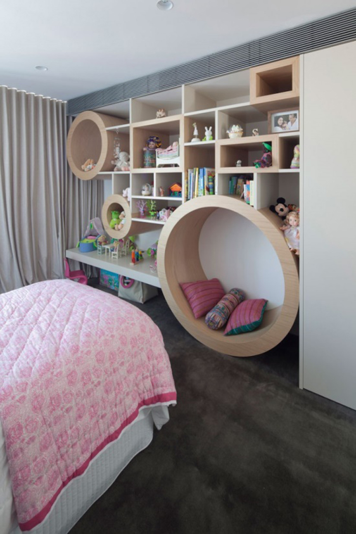 Things we love: Kids rooms | Arhitektura+ on Bedroom Ideas For Small Room  id=75954