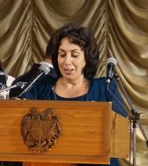 ՃՀՄ նախագահ Անահիտ Ասատրյանի ելույթը  հոկտեմբերի 7-ի կապակցությամբ