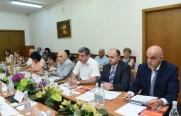 Հանրապետական եռակողմ հանձնաժողովի նիստ. 19 հուլիս, 2018