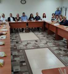 Լատվիայի արհմիութենականների այցը Հայաստան