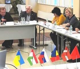 Կայացավ պետհիմնարկների աշխատողների արհմիությունների միջազգային ֆեդերացիայի (ԱՄՖ) խորհրդի նիստը, դեկտեմբեր 19, 2019