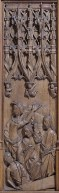 Oak Panel, the Raising of Lazarus
