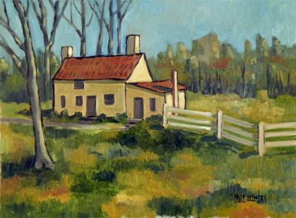 Country House near Princeton