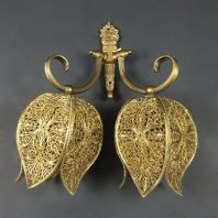 Filigree Double Sconce