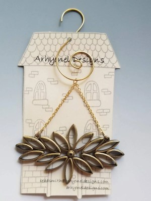 Paper Quilled Ornament