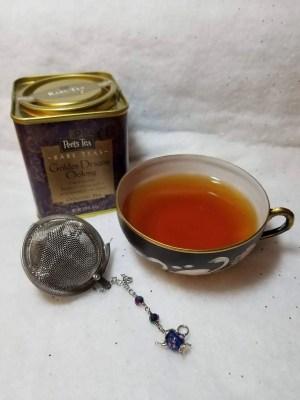 Beaded Ball Tea Infuser