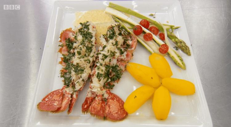 lisa lobster