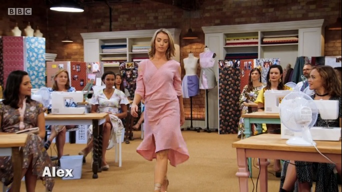 alex ham dress