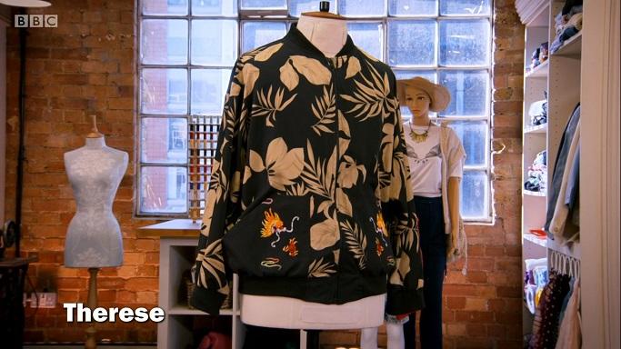 yakuza jacket front