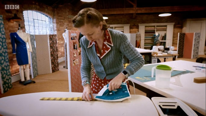 clare ironing