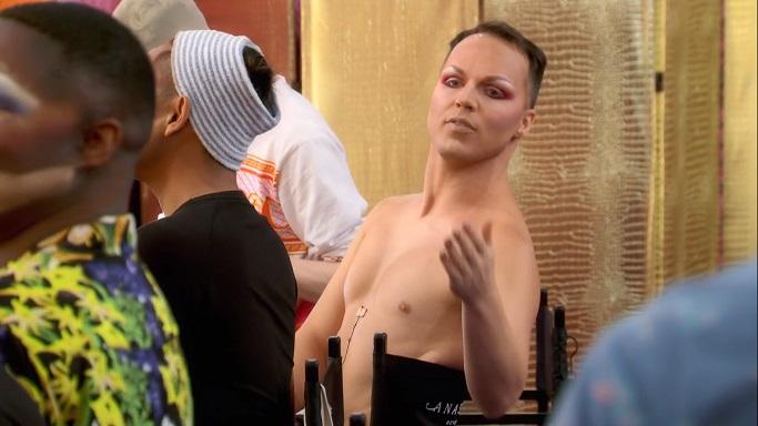 derrick makeup